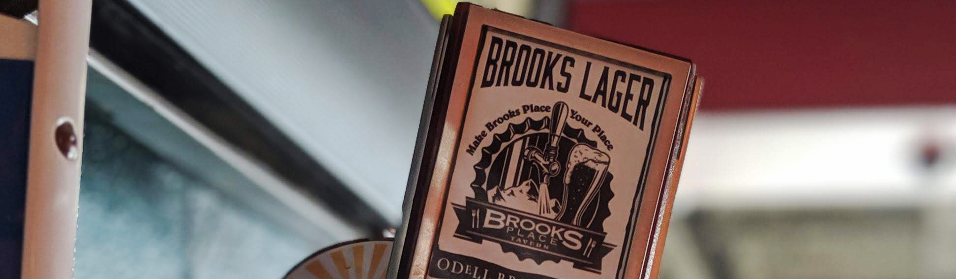 Brooks Lager